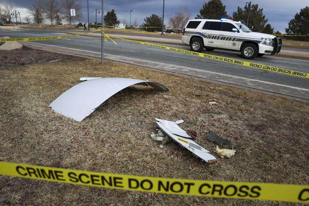Boeing inmoviliza toda su flota con el motor implicado en un incidente en Colorado