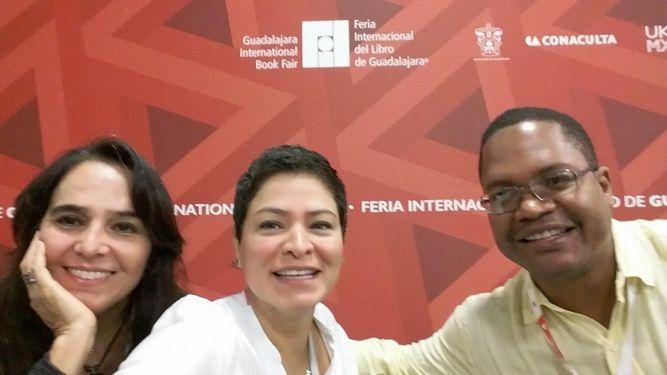 Panameño en la FIL de Guadalajara