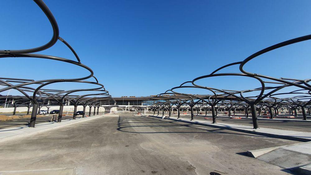 Reanudarán las obras de construcción en la terminal 2 del aeropuerto de Tocumen