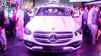Llegó la nueva Mercedes-Benz GLE