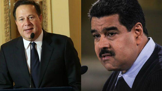 Maduro llamó a Varela poco antes de la votación en la OEA: Canciller de Colombia