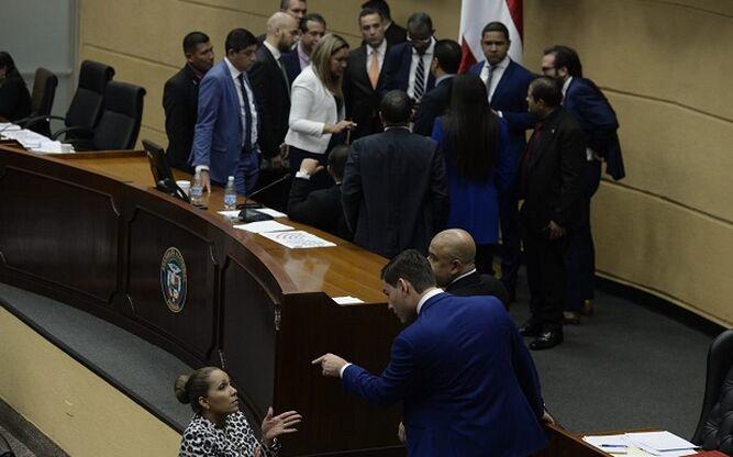 Pleno aprueba primer bloque de reformas a la Constitución