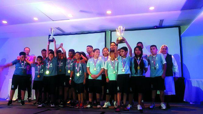 Realizan Copa Alma América en Panamá