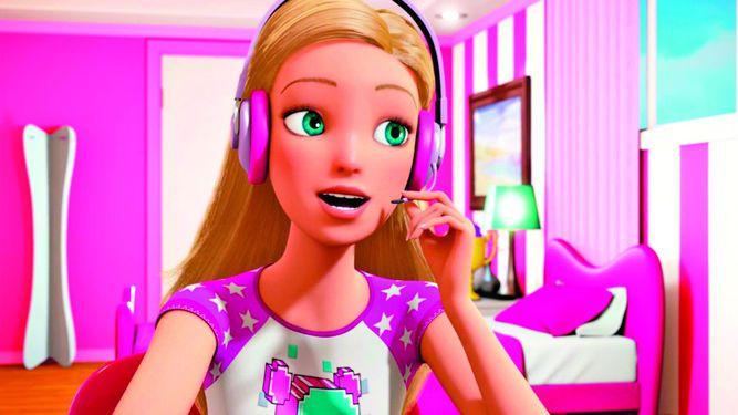 Con Barbie, tú puedes ser lo que quieres ser