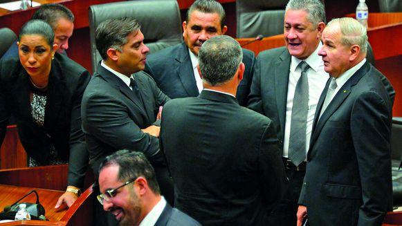 Abogan por que se aprueben las leyes contra la corrupción