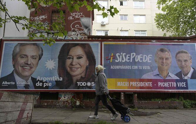 Autoridades electorales rechazan dudas sobre transparencia de comicios en Argentina