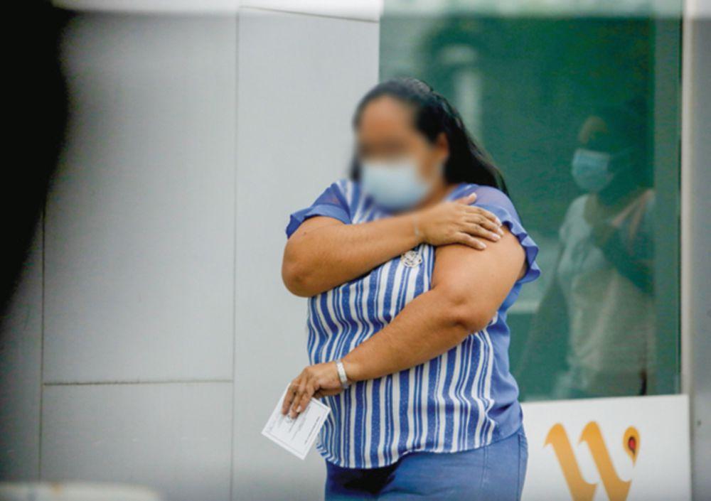 Vacunación anticovid clandestina en Coco del Mar