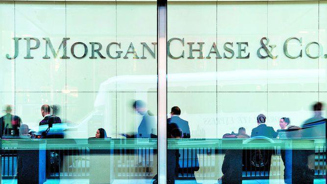 JPMorgan registra ganancia récord
