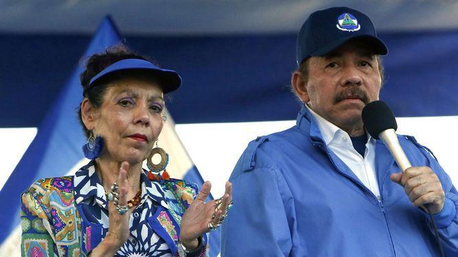 Ortega celebra con miles de sandinistas 40 aniversario de revolución