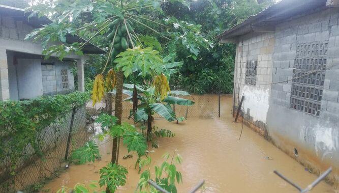 Recomiendan reubicación de un grupo de familias de Caimitillo por residir en zona inundable