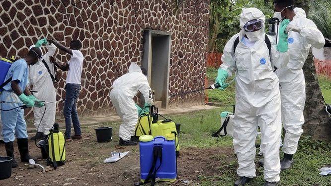 Primer caso mortal de ébola en ciudad congoleña de Goma desata alerta en OMS