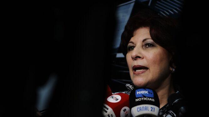 Suspenden acto de entrega de credenciales a Marylín Vallarino