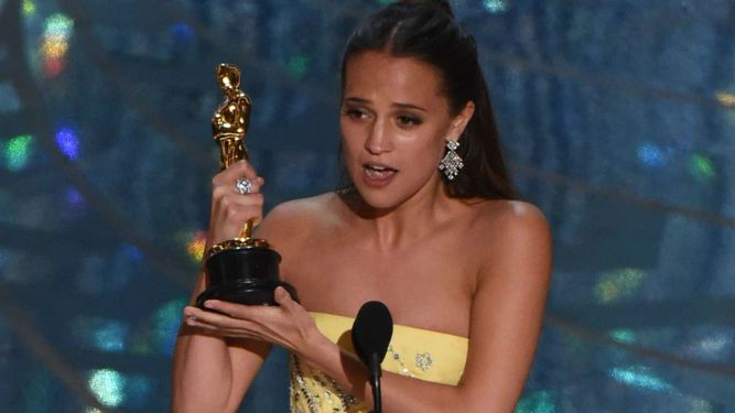 Alicia Vikander, la sueca que ha conquistado Hollywood