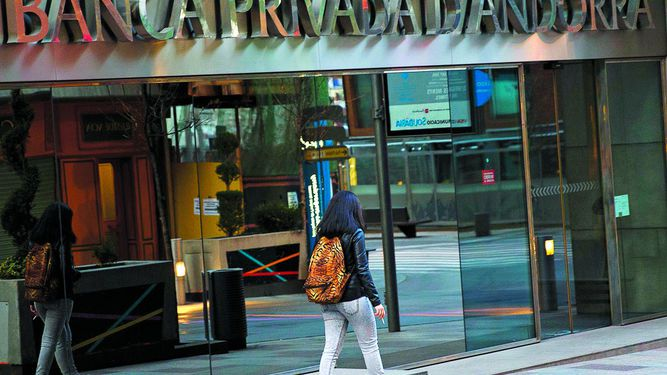 Andorra, clave en el pago de coimas