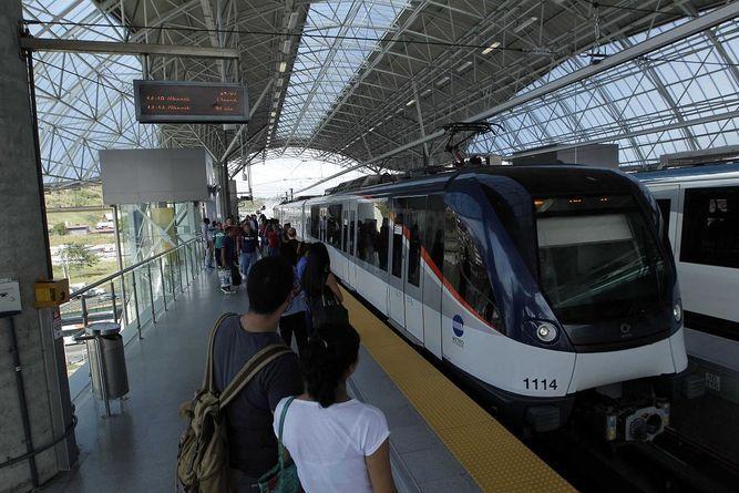 Para promover la lectura el Metro de Panamá colocará biblioteca en estación