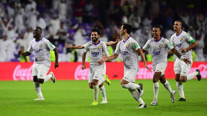 Al Ain avanza por penales en el Mundial de Clubes