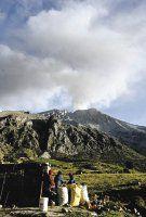 Preocupación por actividad volcánica