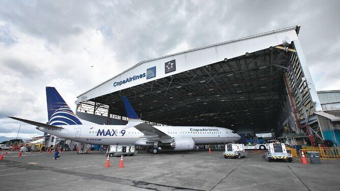 Paralización de flota MAX impacta operación de Copa