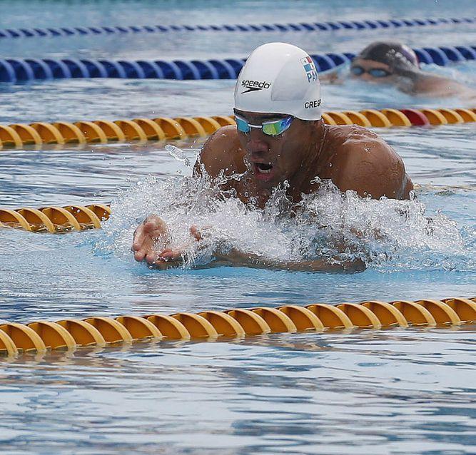 Edgar Crespo y su aventura olímpica