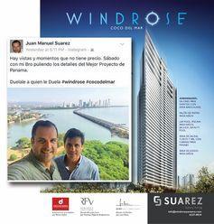 El vínculo del exministro del MOP Federico Suárez con Blue Apple