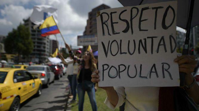 Fundamedios exige transparencia en los resultados de las elecciones de Ecuador