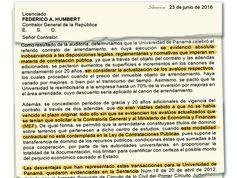 Alquiler de fincas perjudicó a la Universidad de Panamá, señala auditoría de Contraloría