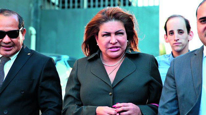 Fiscalía cautela cuentas y propiedades a Alma Cortés