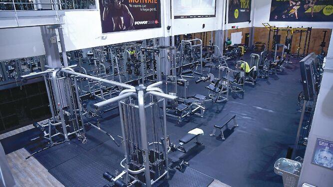Industria 'fitness' gana músculo