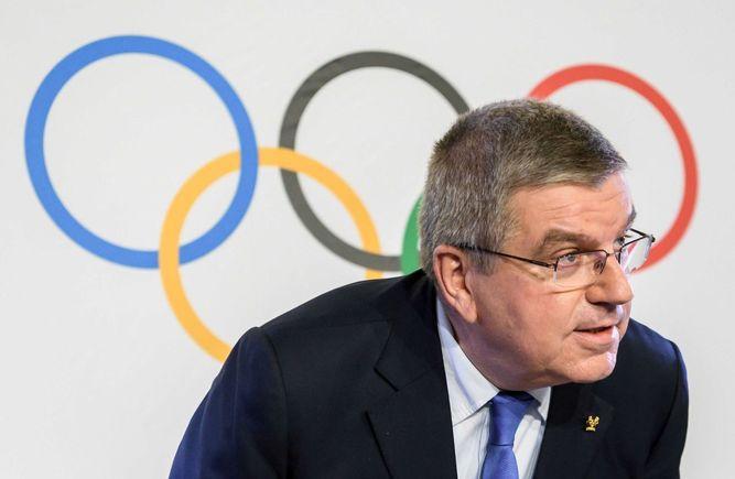 Rusia es suspendida para los Juegos de 2018