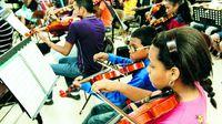 El milagro musical de La Feria de Colón