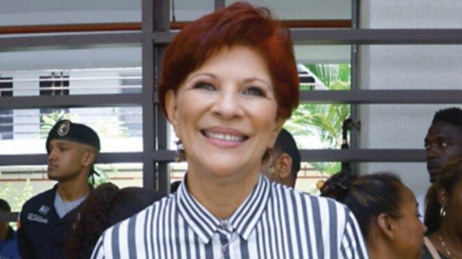 Marylín Vallarino podría volver a la Asamblea