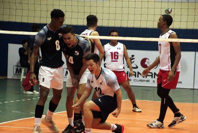 Panamá logra su segunda victoria en el Centroamericano Sub-21 de voleibol