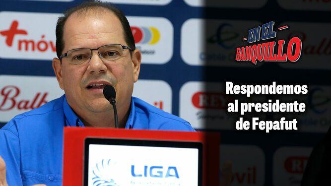 Nueva clasificación de Concacaf y respondemos a Manuel Arias, presidente de Fepafut