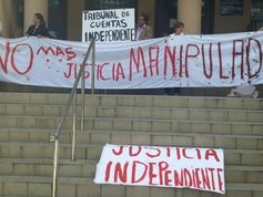 Alberto Cigarruista tomó posesión como magistrado del Tribunal de Cuentas