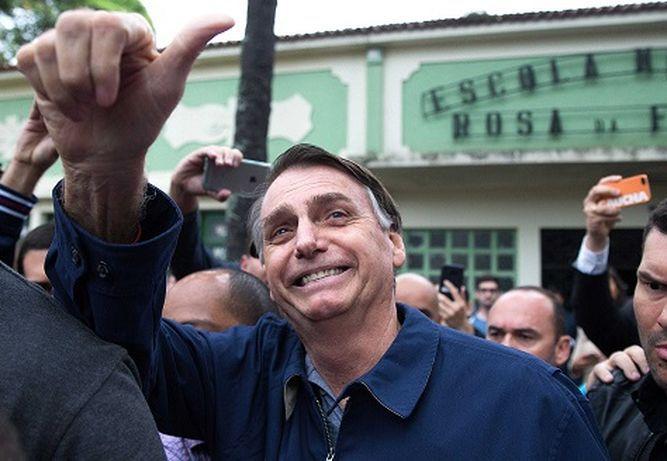 Temen clima de violencia ante probable triunfo de Bolsonaro