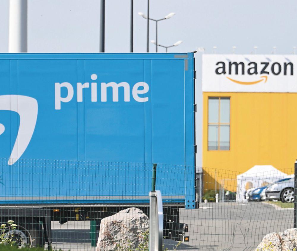Amazon desarrollará pruebas para detectar coronavirus
