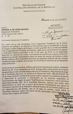 Molino Mola advierte que la Asamblea  Nacional debe acatar fallo de la Corte