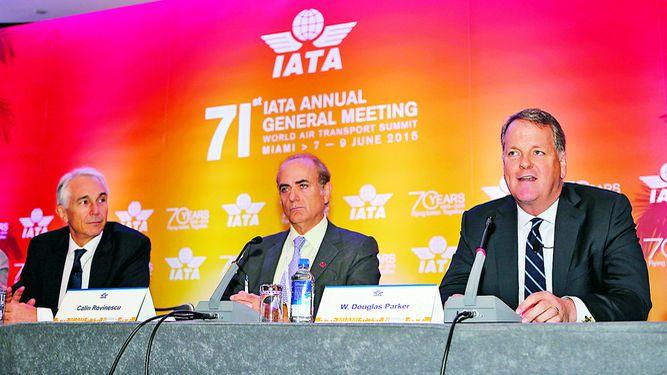 IATA presiona a Venezuela por deuda