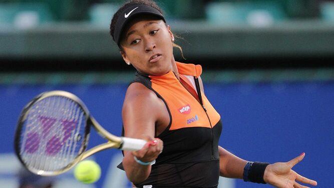Naomi Osaka y Angelique Kerber pasan a cuartos de final en Japón