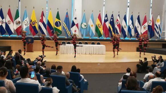 Presidente Laurentino Cortizo sanciona la ley que crea el Ministerio de Cultura