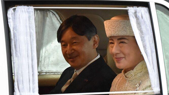 Naruhito es proclamado emperador y Japón abre nueva era