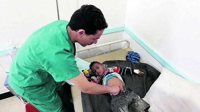 Vidas que cobra el cólera