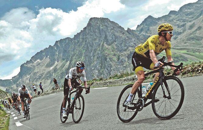 El Tour de Francia 2020 contará con etapas de montaña desde la segunda fecha