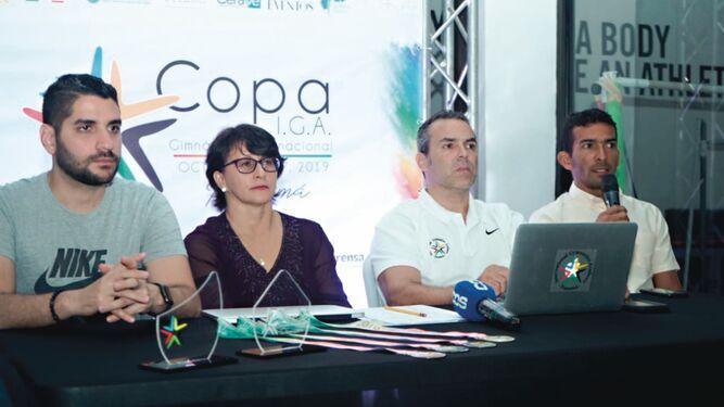 Más de 600 gimnastas competirán en Panamá