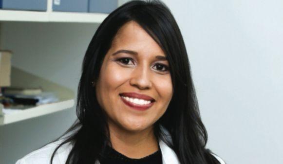 Una panameña líder en biotecnología