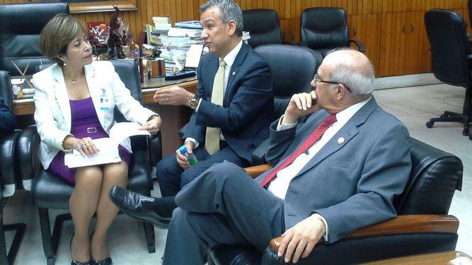 Contraloría empieza auditoría en la Universidad de Panamá