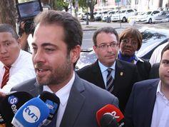 Mario Etchelecu comparece de forma voluntaria al Ministerio Público
