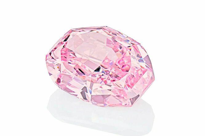 Diamante rosa ruso podría estar entre las gemas más valiosas