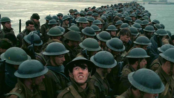 Dunkirk (Dunkerque): todas las caras de la guerra