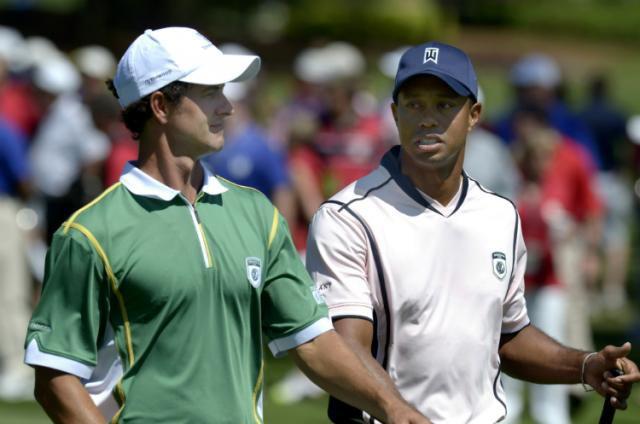 Scott es elegido golfista del año; superó a Woods